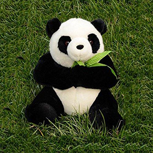 Lazada Stuffed Panda Hold Bamboo Plush Baby Kids Animal Toy Dolls 8