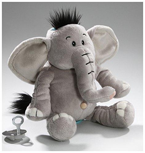 Stuffed Animal Elephant saving box 65 inches 17cm Plush Toy Soft Toy