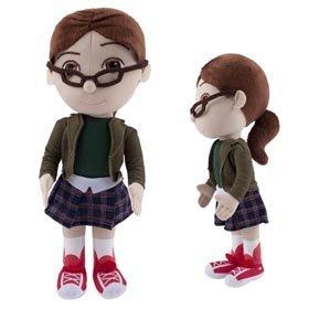 Universal Studios Exclusive Minions Despicable Me Margo 10 Plush Stuffed Toy Figure