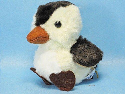 Stuffed bird Starchild duck Color Ivory