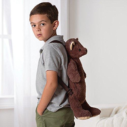Vermont Teddy Bear Backpack Kids - Stuffed Animal Backpack 19 Inch