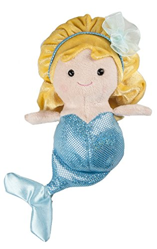 Ganz Shimmer Mermaid Plush Doll - Blue Dress