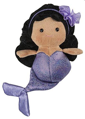 Ganz Shimmer Mermaid Plush Doll - Purple Dress