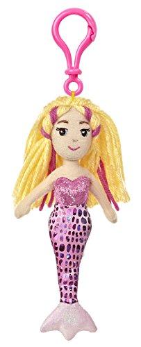 Marinna Clip-On ~65 Mini-Plush Sea Sparkles Mermaid Plush Doll Series
