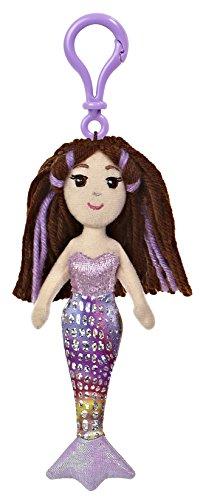 Merrisa Clip-On ~65 Mini-Plush Sea Sparkles Mermaid Plush Doll Series