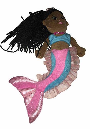 Petting Zoo Mermaid Plush Doll