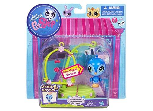 Littlest Pet Shop So Sweet Bluebird Toy Figure