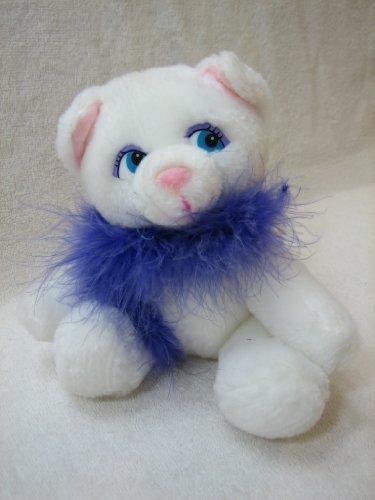 Violet - 7 Plush Kitten