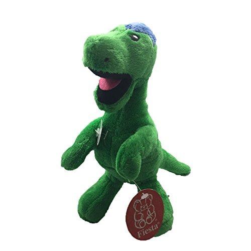 Fiesta Toys Dinosaur Tyrannosaurus Rex T-Rex Plush Stuffed Animal Toy with Sound - 8 by Fiesta Toys