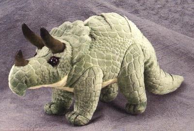 Plush Triceratops 15