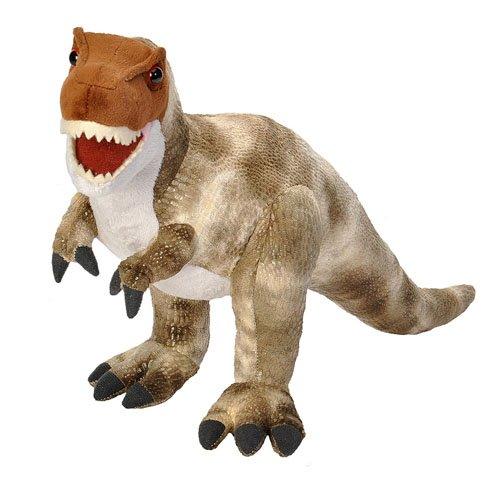 Wild Republic T-Rex Plush Dinosaur Stuffed Animal Plush Toy Gifts for Kids Dinosauria 17 Inches