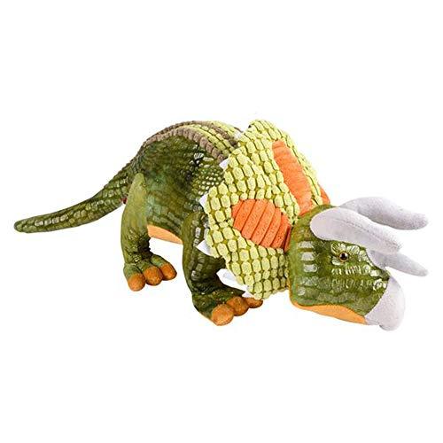 Wildlife Tree Large 21 Inch Triceratops Stuffed Animal Dinosaur Floppy Plush Kingdom Collection