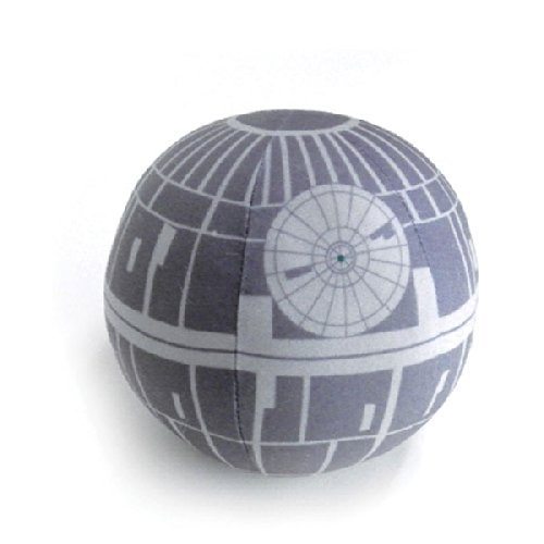 Comic Images Death Star Plush Toy Vehicle by Comic Images