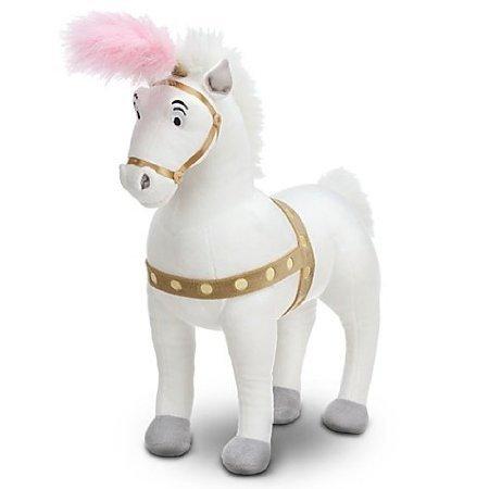 Disney Cinderella Coach Horse Plush Toy -- 14 L