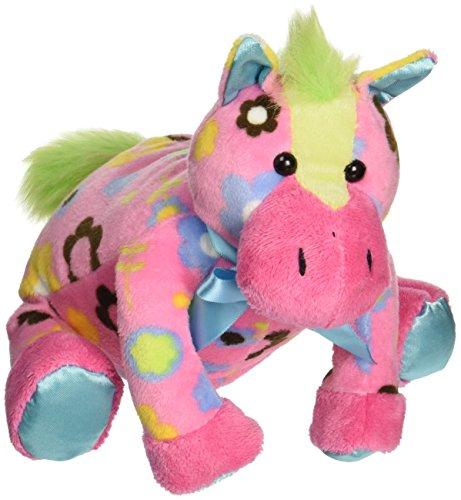 Ganz 10 Floral Cuties Horse Plush Toy