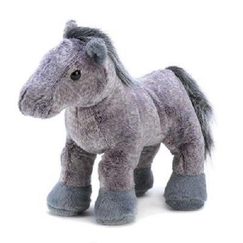 Webkinz Grey Arabian Horse Plush Toy with Sealed Adoption Code by Webkinz