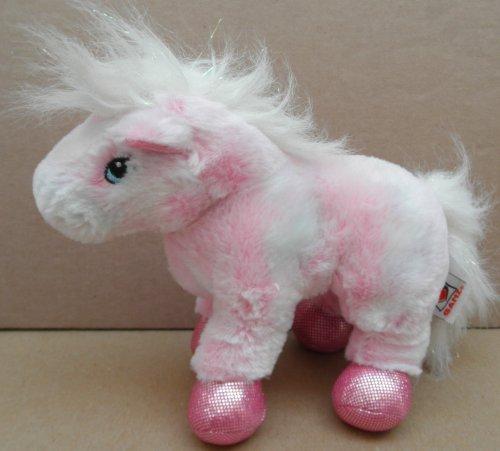 Webkinz Pink Horse Plush Toy Stuffed Animal