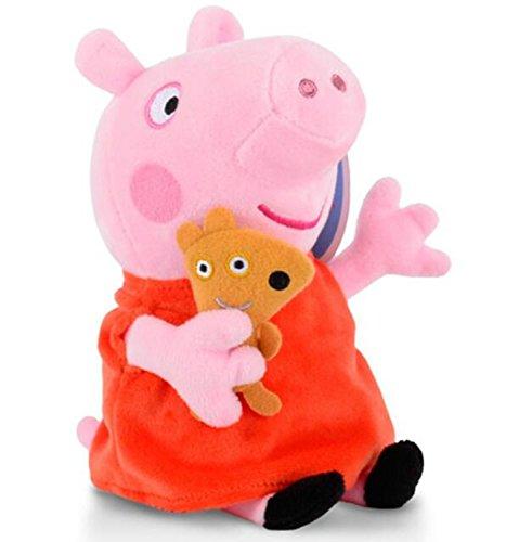 Love Peppa Pig Plush Toy-Peppa 30cm12