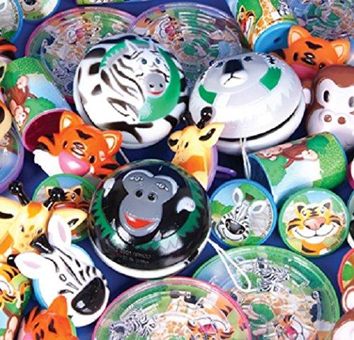 Zoo Animal Toy Assortment