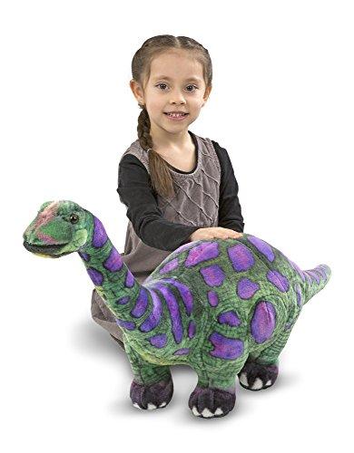 Melissa Doug Plush Dinosaur - Apatosaurus