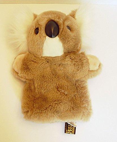 24K Polar Puff Koala Bear 95 Inch Stuffed Plush Hand Puppet