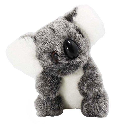SGSÂ 5 Mini Stuffed Koala Bear Plush Toy - Gray