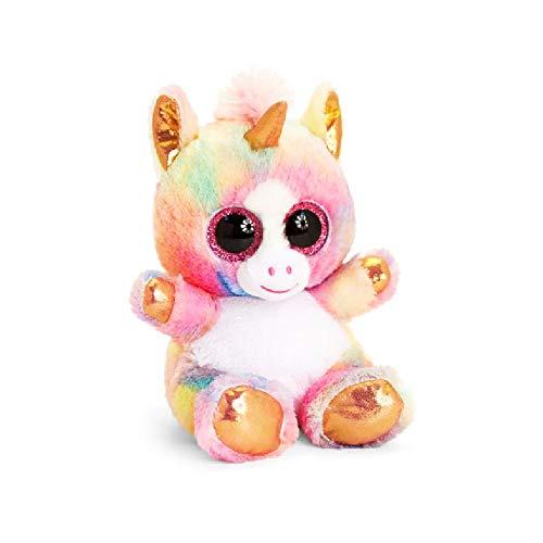 Animotsu Rainbow Unicorn Soft Toy One Size Rainbow