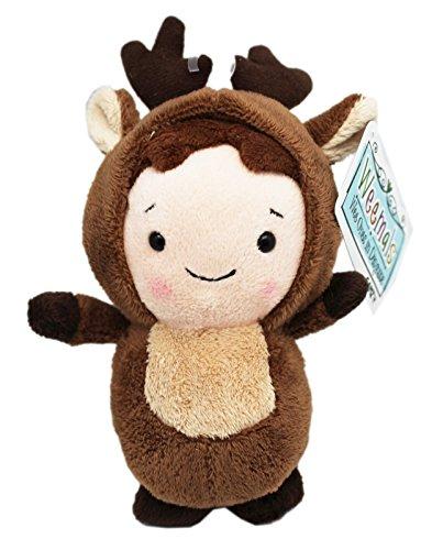 Weemals Reindeer Costume Disguise Plush Toy - By Ganz