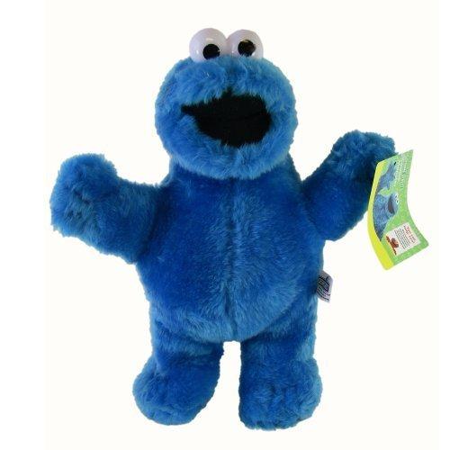 Cookie Monster Stuffed Toy - Sesame Street Cookie Monster Plush Doll 12 In by Sesame Street