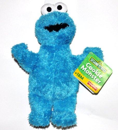Sesame Street Cookie Monster Plush Doll Toy