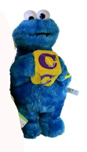 Sesame Street Workshop Plush Pals - cookie Monster Plush Doll 12in