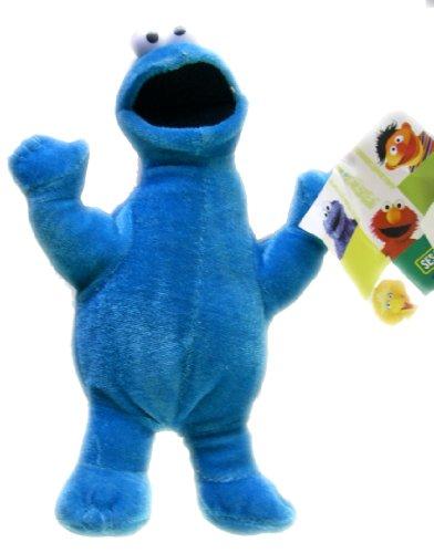 Sesame Street plush - 9in Cookie Monster Plush Doll