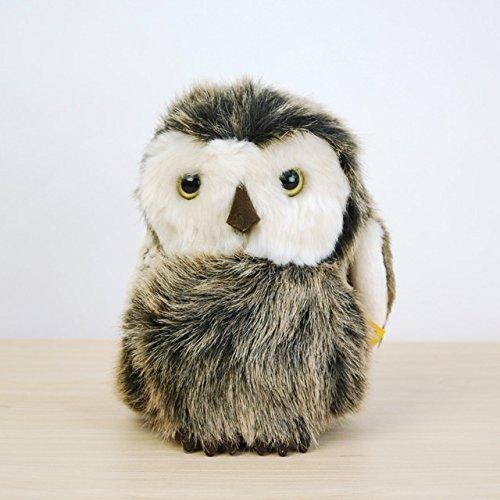 Pippuku of Steiff ~ Guranpapa stuffed owl