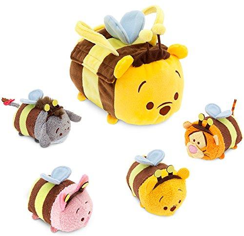 Disney Winnie the Pooh Winnie the Pooh Tsum Tsum Plush Set 8 3 34 Plush