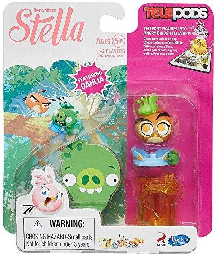 Hasbro Angry Birds Stella Telepods Dahlia Figure Pack