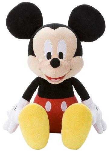 Basic Disney Mickey Mouse Plush Toy M
