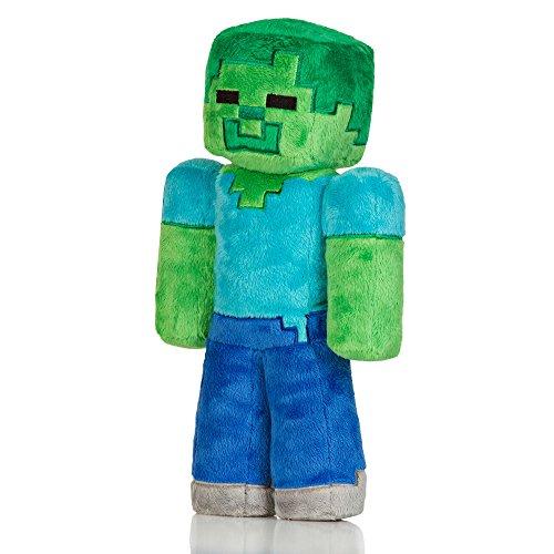 Minecraft 12 Medium Zombie Plush