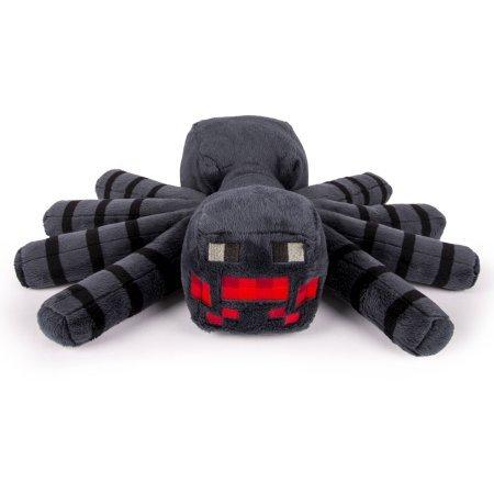 Minecraft Large Plush Spider Includes 1 large spider plush