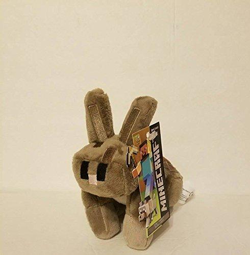 Minecraft Plush Baby Rabbit 7 animal toy Mojang