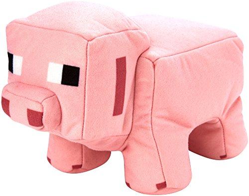 Minecraft Reversible Plush Pig to Porkchop