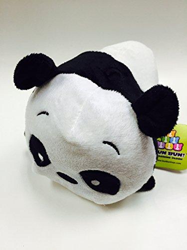 Boo Boo Panda Bun Bun 7 Inches - Stackable Stuffed Animal by Bun Bun
