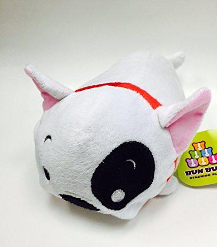 Pug Pug Dog Bun Bun 7 Inches - Stackable Stuffed Animal by Bun Bun