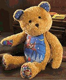 Boyds Jim Shore Christmas Teddy Bear Plush - Reindeer
