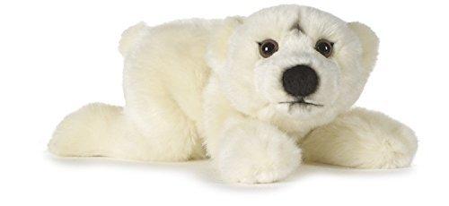 Ganz 10 Polar Bear Plush Toy by Ganz