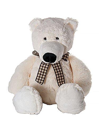 Plush Polar Bear Stuffed Animal Toy 17