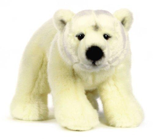 Webkinz Signature Polar Bear Plush Toy with Sealed Adoption Code by Webkinz
