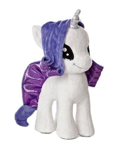 My Little Pony Rarity Stuffed Animal 65  Plush Toy New By Aurora