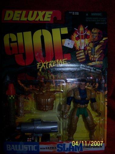 GI Joe Extreme Ballistic with ultra slam firepower by G I Joe