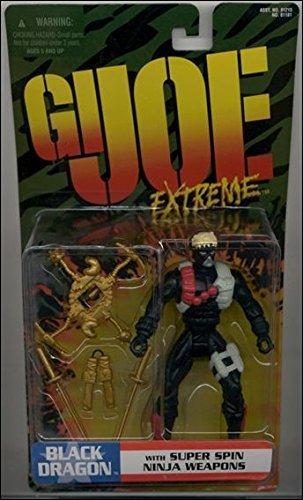 GI Joe Extreme Black Dragon