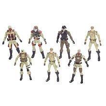 GI Joe Extreme Conditions Action Figure Pack Set 1 Cobra Desert Assault Squad by Hasbro